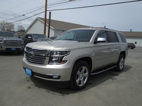 2017 Chevrolet Tahoe for sale in Fort Kent, ME
