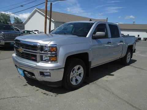 2014 Chevrolet Silverado 1500 for sale in Fort Kent ME