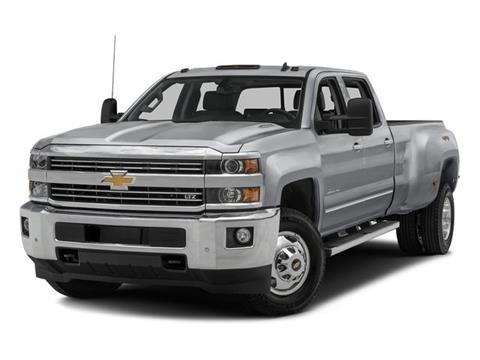 2016 Chevrolet Silverado 3500HD for sale in Fort Kent, ME