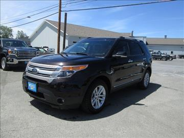 2014 Ford Explorer for sale in Fort Kent, ME