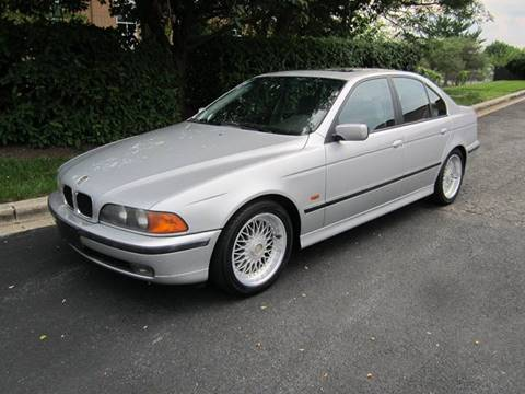 1999 BMW 5 Series for sale in Millersville, MD