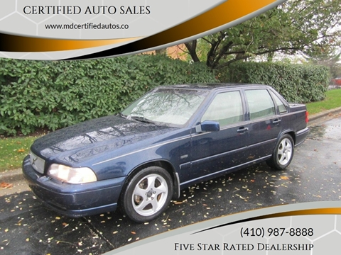 1998 Volvo S70 for sale in Millersville, MD