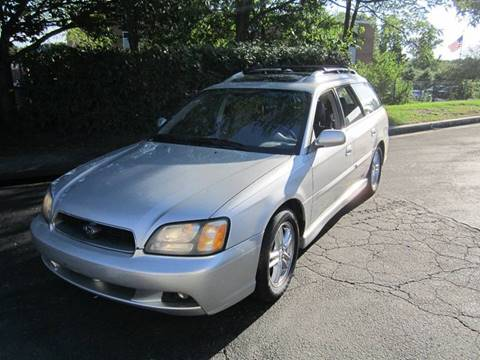 2003 Subaru Legacy for sale at CERTIFIED AUTO SALES in Severn MD