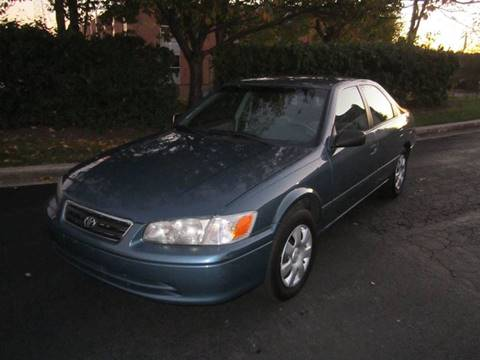 2000 Toyota Camry for sale at CERTIFIED AUTO SALES in Severn MD