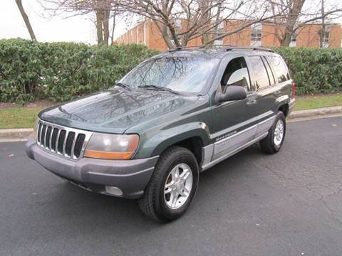 2000 Jeep Grand Cherokee for sale at CERTIFIED AUTO SALES in Severn MD