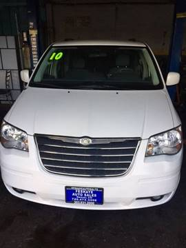 2010 Chrysler Town and Country for sale in Denver CO