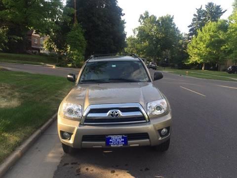 2007 Toyota 4Runner for sale in Denver, CO