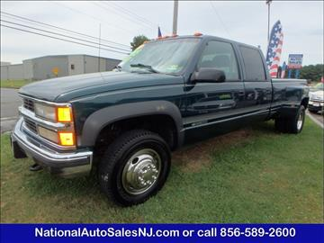 2000 Chevrolet C/K 3500 Series for sale in Sewell, NJ