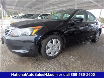 2008 Honda Accord for sale in Sewell, NJ