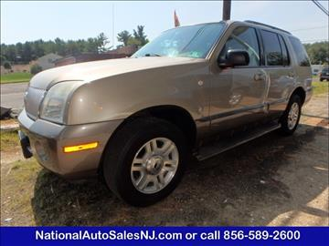 2003 Mercury Mountaineer for sale in Sewell, NJ