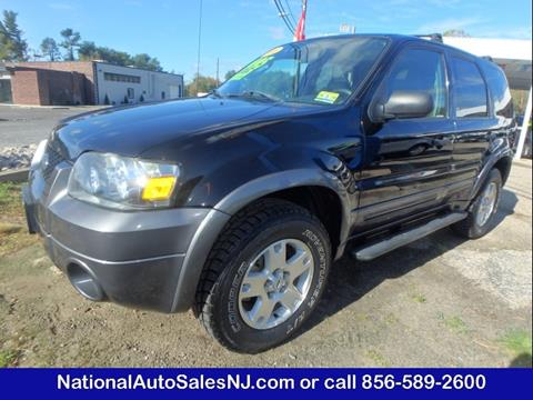 2006 Ford Escape for sale in Sewell, NJ