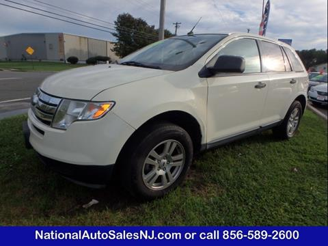 2007 Ford Edge for sale in Sewell, NJ