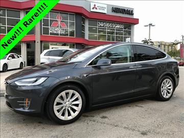 2016 Tesla Model X for sale in Miami, FL