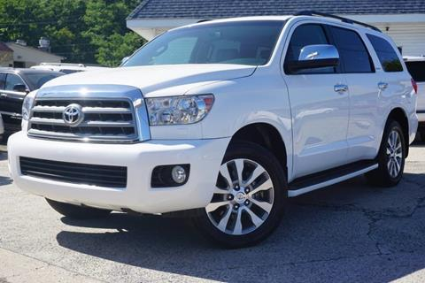 2016 Toyota Sequoia for sale in South Amboy, NJ