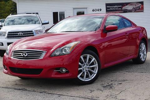 used 2012 infiniti g37 coupe for sale. Black Bedroom Furniture Sets. Home Design Ideas