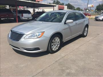 2012 Chrysler 200 for sale in Waco, TX