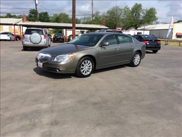 2011 Buick Lucerne for sale in Waco, TX