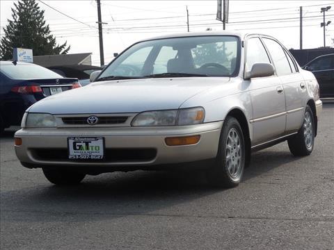 1996 Toyota Corolla for sale in Tacoma, WA
