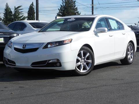 2013 Acura TL for sale in Tacoma, WA
