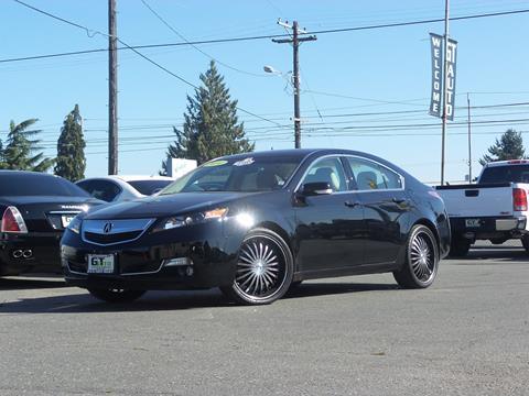 2014 Acura TL for sale in Tacoma, WA
