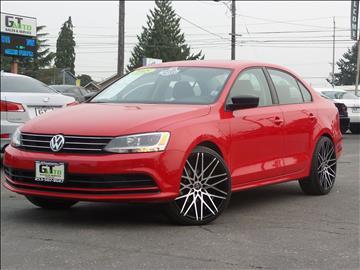 2015 Volkswagen Jetta for sale in Tacoma, WA