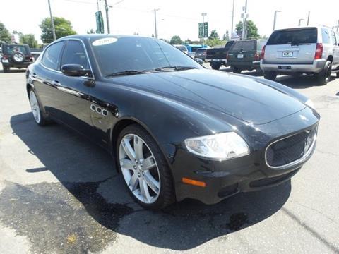 2007 Maserati Quattroporte for sale in Tacoma, WA