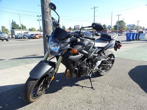 2015 Suzuki GSXR600 for sale in Tacoma, WA