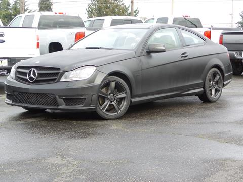 2012 Mercedes-Benz C-Class for sale in Tacoma, WA