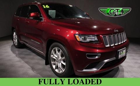 2016 Jeep Grand Cherokee for sale in Tacoma, WA