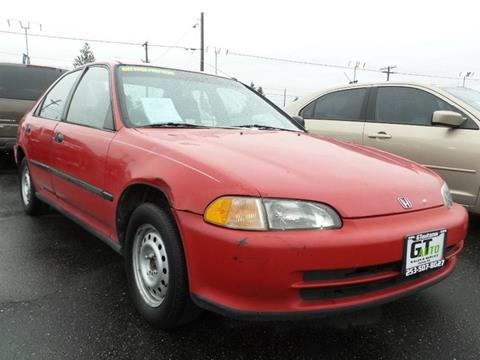 1993 Honda Civic for sale in Tacoma, WA
