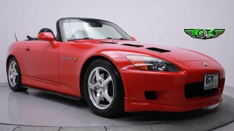 2002 Honda S2000 for sale in Tacoma, WA