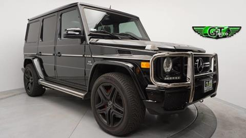2014 Mercedes-Benz G-Class for sale in Tacoma, WA