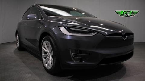 2017 Tesla Model X for sale in Tacoma, WA