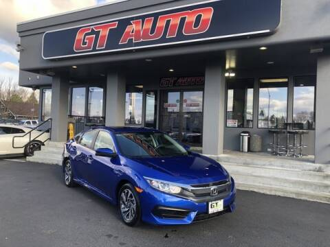2018 Honda Civic EX for sale at GT Auto Sales & Service in Tacoma WA