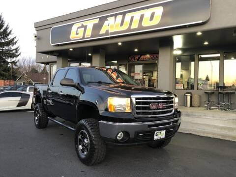 2012 GMC Sierra 1500 SLT for sale at GT Auto Sales & Service in Tacoma WA