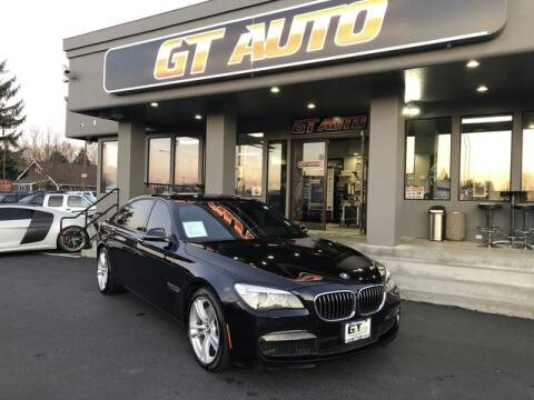 2013 BMW 7 Series 740Li xDrive for sale at GT Auto Sales & Service in Tacoma WA