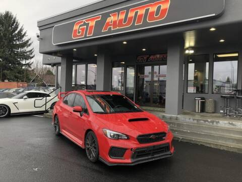 2019 Subaru WRX STI Limited for sale at GT Auto Sales & Service in Tacoma WA