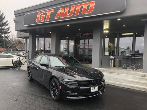 2016 Dodge Charger for sale at GT Auto Sales & Service in Tacoma WA