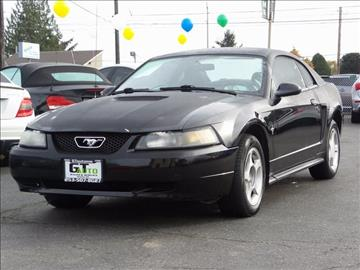 2002 Ford Mustang for sale in Tacoma, WA