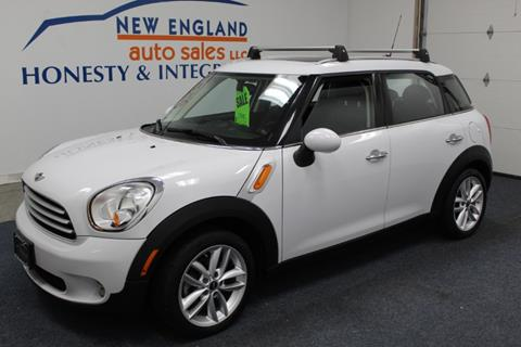2012 MINI Cooper Countryman for sale in Plainville, CT