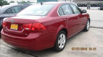 2009 Kia Optima for sale in Alvin, TX