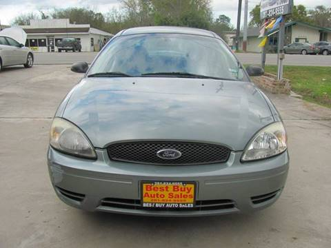 2006 Ford Taurus for sale in Alvin, TX