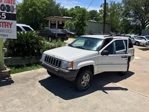 1998 Jeep Grand Cherokee for sale in Alvin, TX