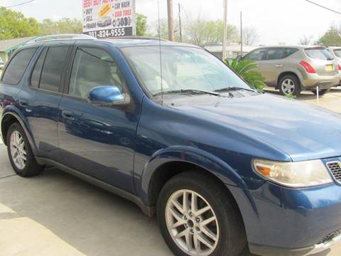 2006 Saab 9-7X for sale in Alvin, TX