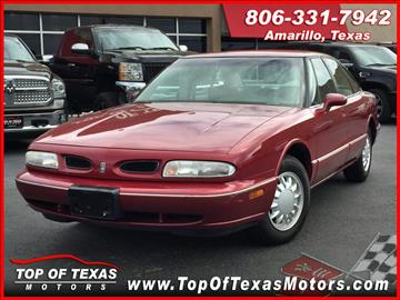1996 Oldsmobile Eighty-Eight for sale in Amarillo, TX