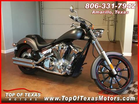 2010 Honda Fury for sale in Amarillo, TX