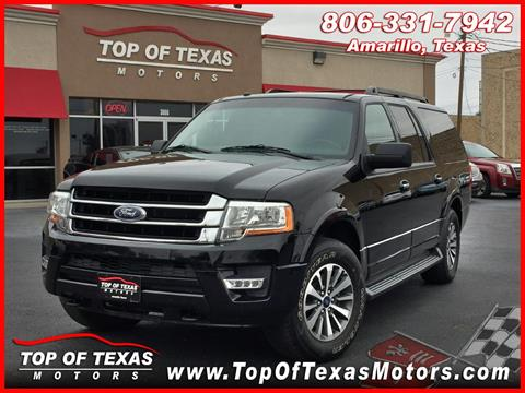 2015 Ford Expedition EL for sale in Amarillo, TX