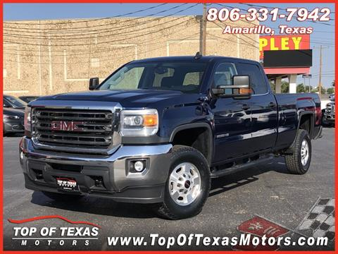 Top Of Texas Motors Used Cars Amarillo Tx Dealer