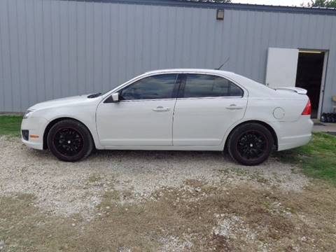 2010 Ford Fusion for sale in Coffeyville, KS