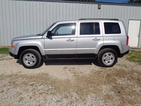 2011 Jeep Patriot for sale in Coffeyville, KS
